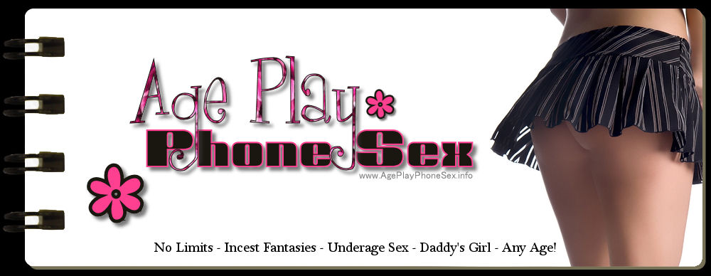 Age Play Phone Sex